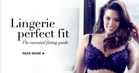 Lingerie perfect fit